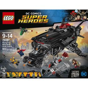 LEGO Super Heroes Justice League Flying Fox: Batmobile Airlift Attack 76087