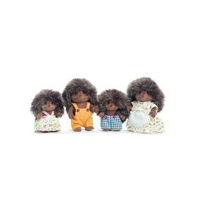 Calico Critters - Pickleweeds Hedgehog Family - Édition anglaise