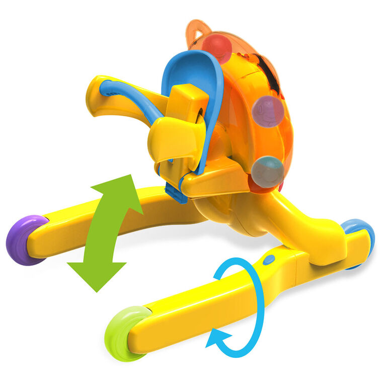 Bright Starts - Having A Ball - 3-in-1 Step & Ride Lion