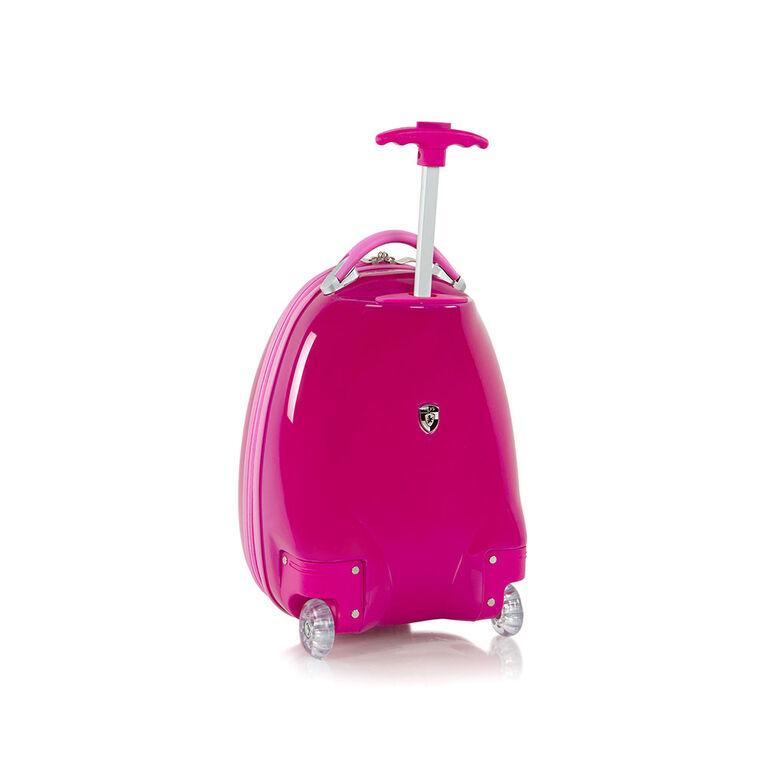 Peppa Egg Shape Kids Luggage