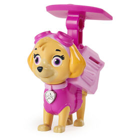 PAW Patrol, Action Pack Skye Collectible Figure with Sounds and Phrases
