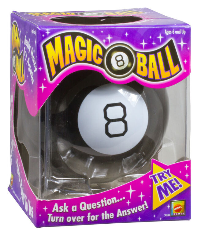 Magic 8 Ball - English Edition