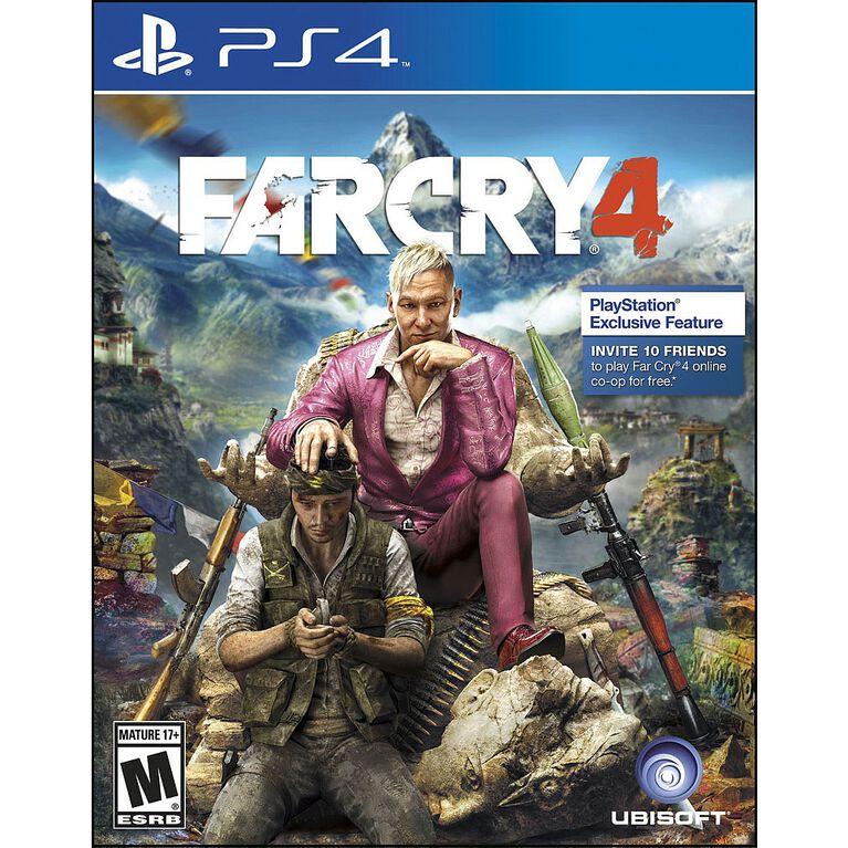 PlayStation 4 - Far Cry 4