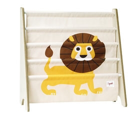 3 Sprouts - Book Rack - Lion