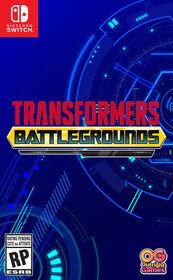 Nintendo Switch Transformers Battlegrounds