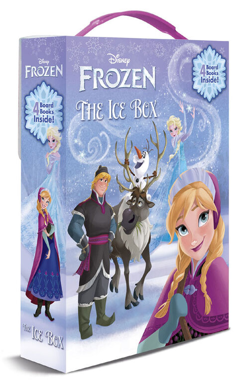 The Ice Box (Disney Frozen) - Édition anglaise
