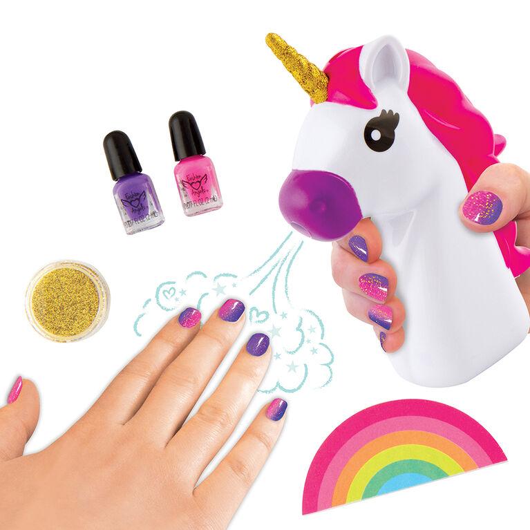 Fashion Angels - unicorn magic nail designer kit.