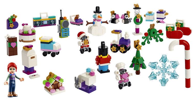 LEGO Friends Le calendrier de l'Avent 41382