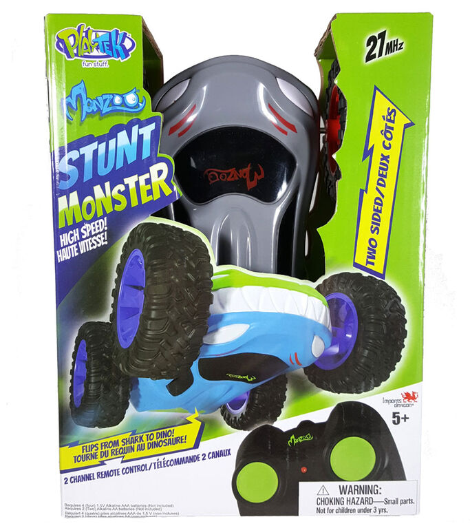 Monzoo - RC Stunt Monster