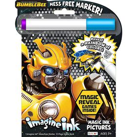 livres d'images Imagine Ink Bumblebee.