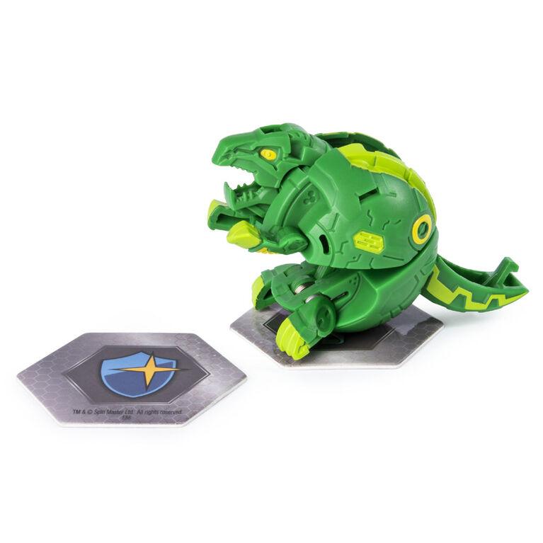 Bakugan, Trox, Créature transformable à collectionner de 5 cm.