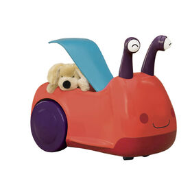 B. Toys Buggly-Wuggly, Snail Ride-On Toy