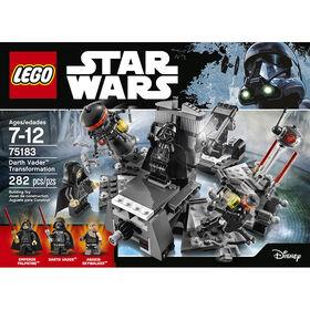 LEGO Star Wars  La transformation de Darth Vader 75183.
