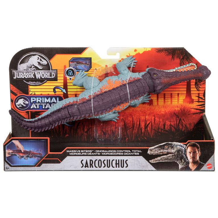 Jurassic World Massive Biters Albertosaurus