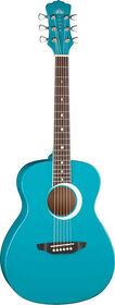 Aurora Borealis 3/4 Guitar - Teal