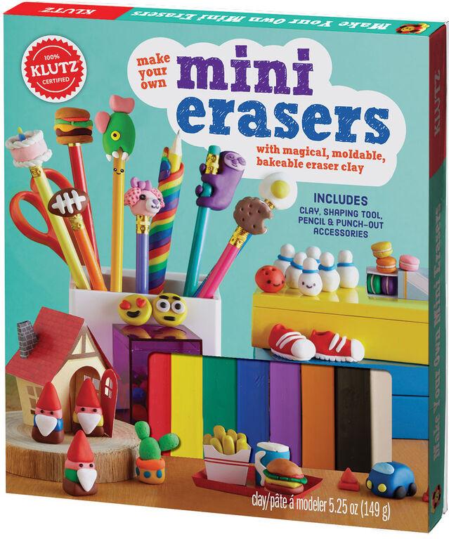 KLUTZ: Make Your Own Mini-Erasers - English Edition