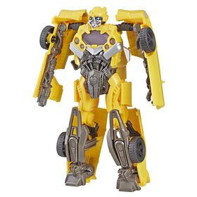 Transformers: Bumblebee Mission Vision Bumblebee Action Figure