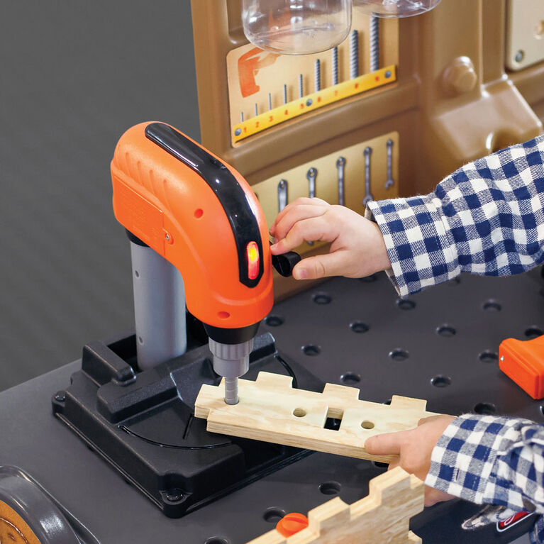 Step 2 - Pro Play Workshop & Utility Bench - R Exclusive