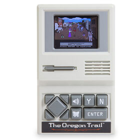 Le jeu portable Oregon Trail
