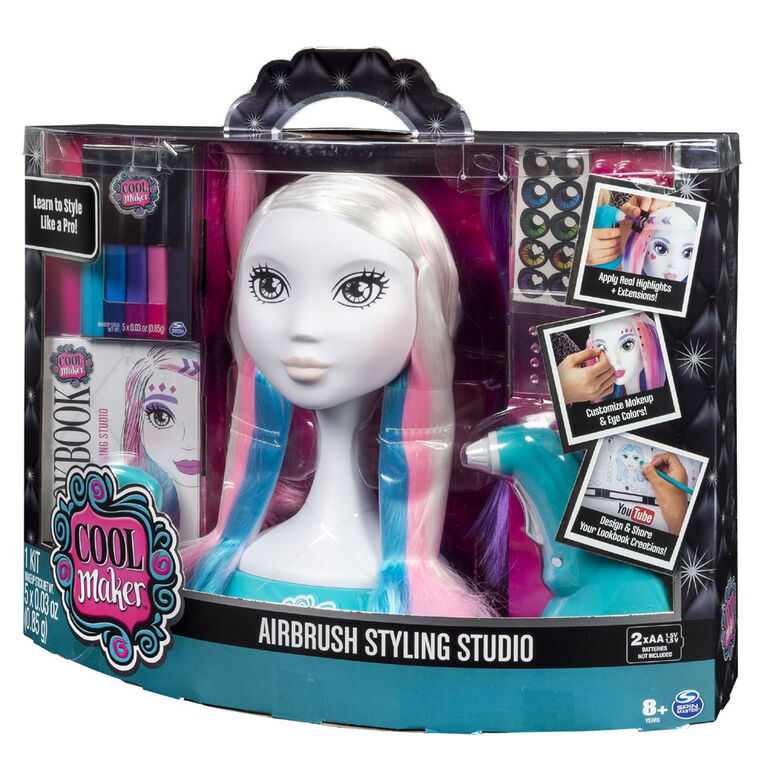Cool Maker - Hair and Makeup Airbrush Styling Studio