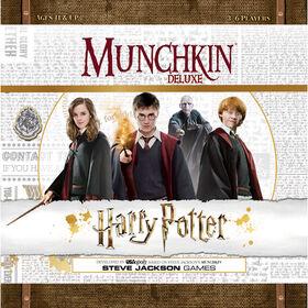 MUNCHKIN DELUXE: Harry Potter