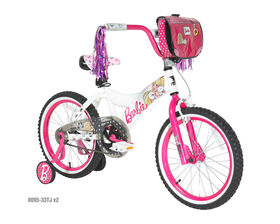 Dynacraft Barbie Bike - 18 inch