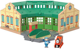 Fisher-Price Thomas & Friends Wood Tidmouth Sheds