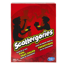 Hasbro Gaming - Jeu Scattergories