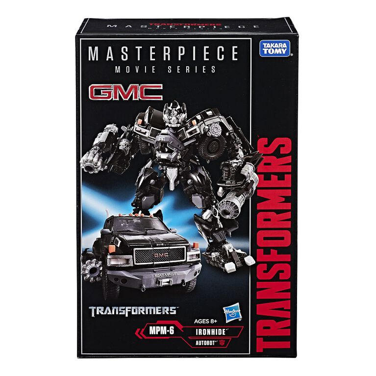 Transformers Masterpiece Movie Series Ironhide MPM-6 - R Exclusive