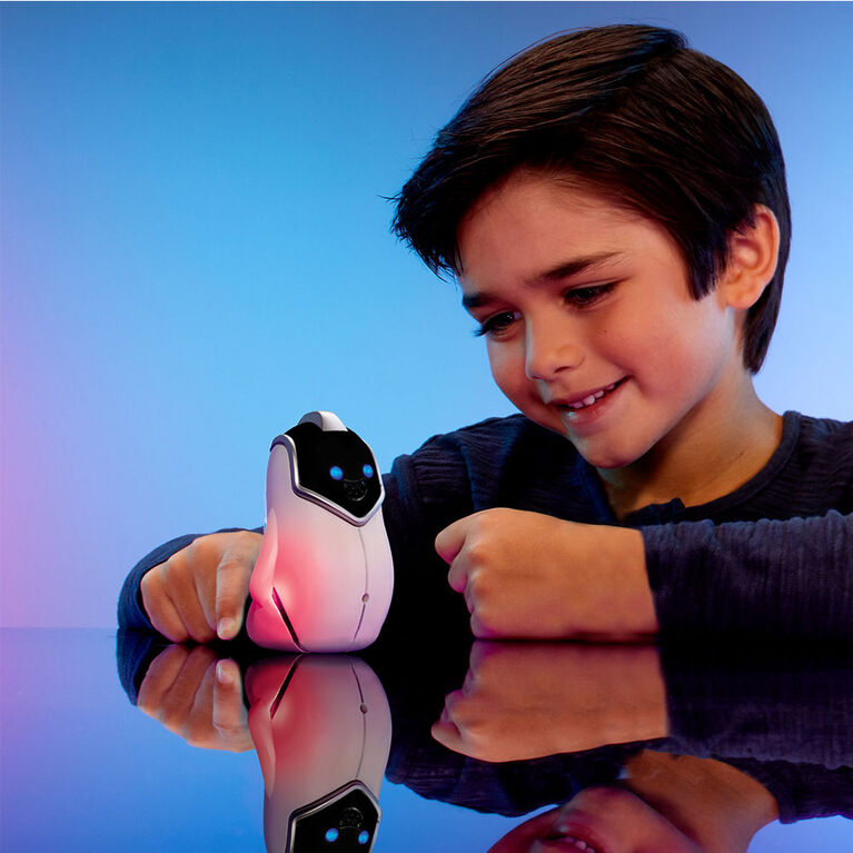 Tobi Friends Interactive Electronic Voice-Activated Toy with Lights & Sounds for Kids - Chatter