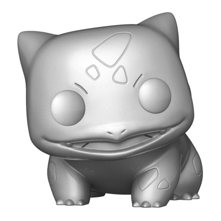 Figurine en vinyle Bulbassaur par Funko POP! Pokemon - Notre exclusivité