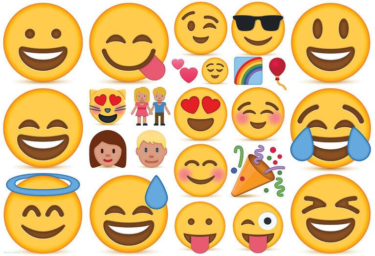 Joie Eurographics Puzzle PC 100 Emoji