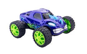 Monzoo – 1:22 Full Function R/C Monster - Series 1 - 49MHZ/ Blue