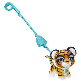 furReal Walkalots Big Wags Animatronic Plush Tiger Toy - R Exclusive