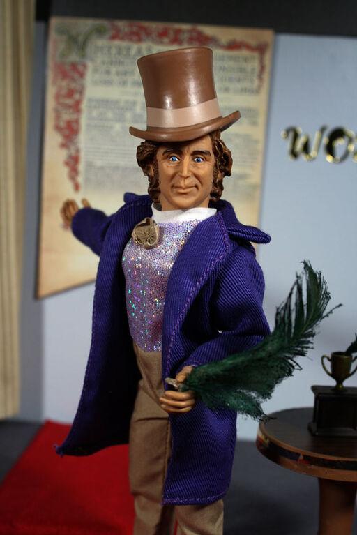 Figurines Mego - Willy Wonka (Gene Wilder)