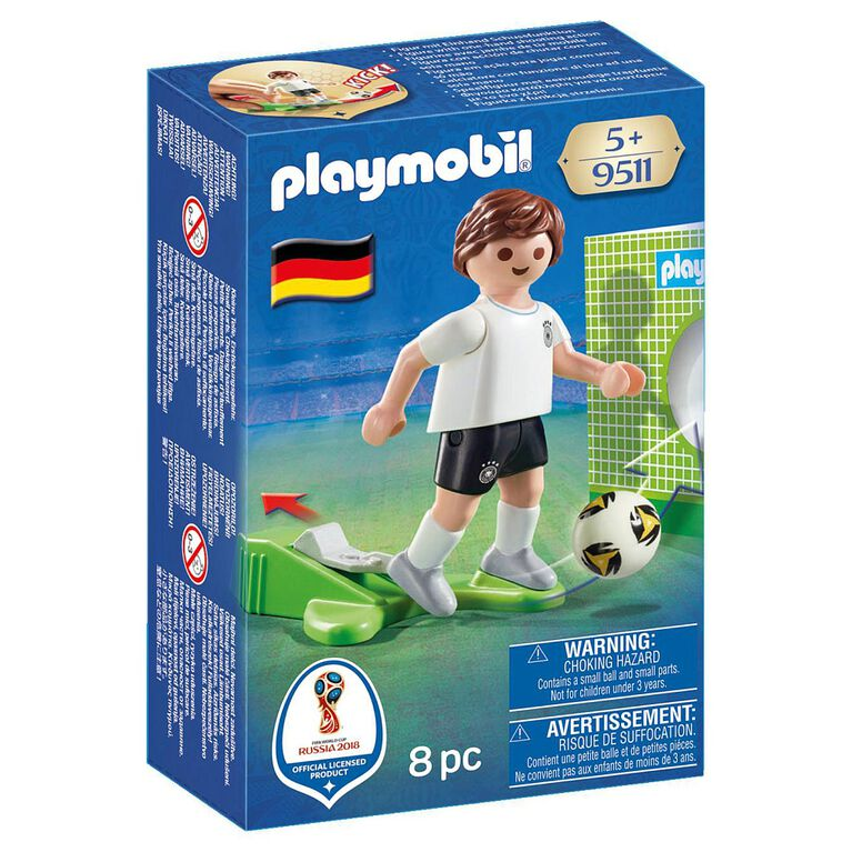 Playmobil - National Team Player Germany