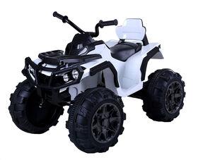 Kidsquad Super Quad 12V White