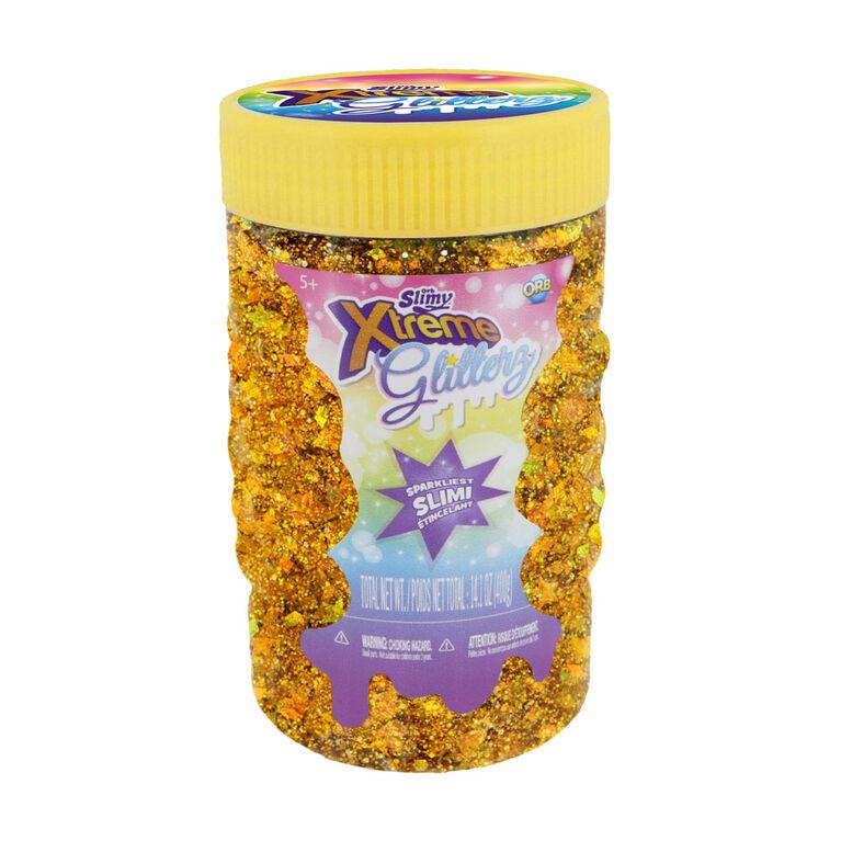 OrbSlimy Xtreme Glitterz 14oz Gold