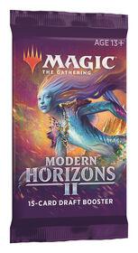 """Protège-cartes booster de draft """"Horizons du Modern 2"""" de Magic Le Rassemblement - Édition anglaise"""