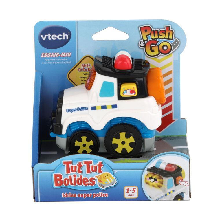 VTech Go! Go! Smart Wheels Press & Race SUV - French Edition
