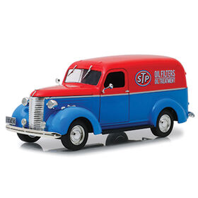 Greenlight - 1:24 Running on Empty - 1939 Chevrolet Panel Truck