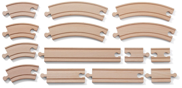 Imaginarium Express - Straight & Curved Track Pack