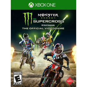 Xbox One - Monster Energy Supercross: The Official Videogame
