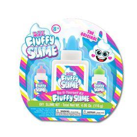 YOYO Faites-Le Vous-Même Fluffy Slime Mini Mama Case 12 Pcs