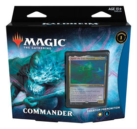 "Magic The Gathering ""Kaldheim"" Commander Deck"