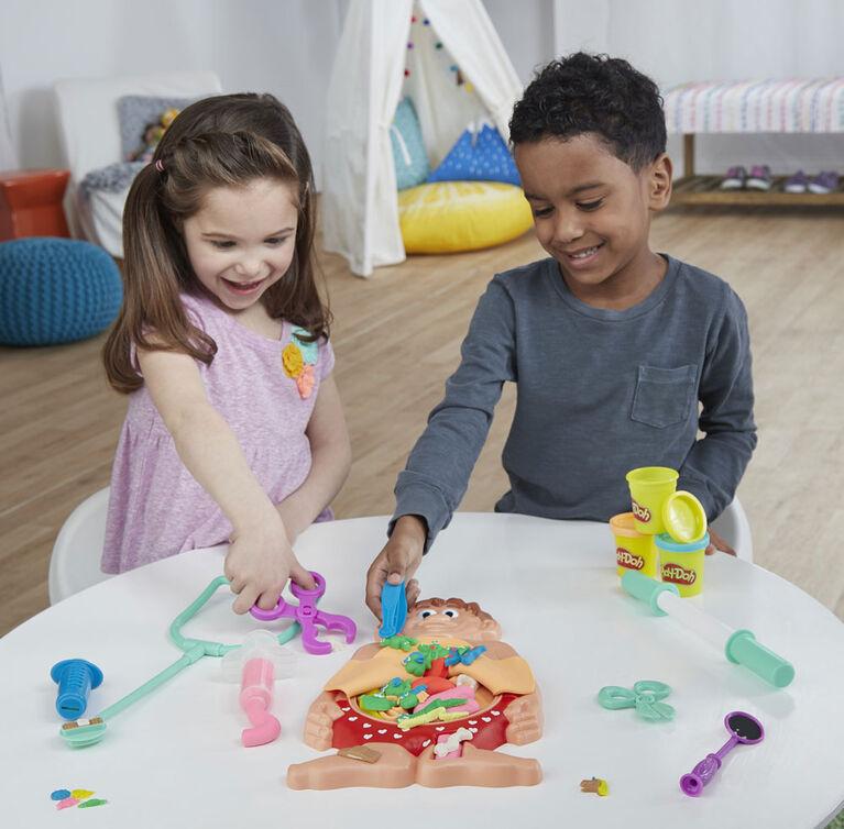 Jeu classique de clinique de médecin Play-Doh - R Exclusif
