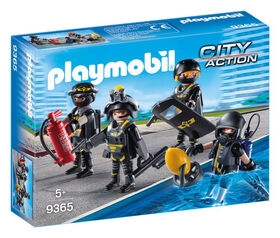 Playmobil - Tactical Unit Team