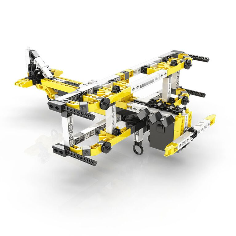 Engino - Inventor 120 Models Motorized Set