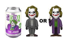 Figurine en Vinyle SODA! The Joker (Chase) Par Funko POP! Batman