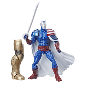 Hasbro Marvel Legends Series 6-inch Citizen V Figure